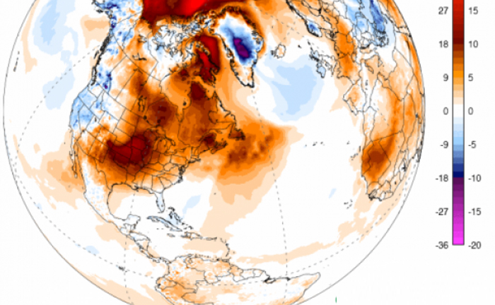 North Pole temperature soar by 20°C, trigger climate fears across the world!