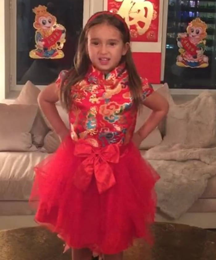 Trump May Hate China, But His Granddaughter Wins Hearts On Instagram By Reciting Chinese Poems
