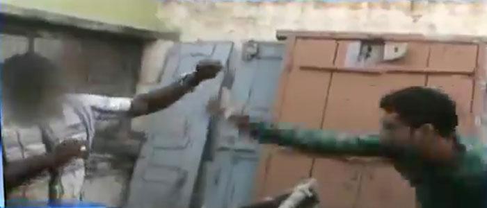 Bajrang Dal Man Attack
