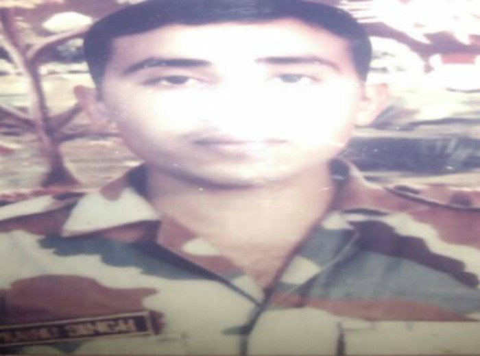 rifleman Prabhu Singh