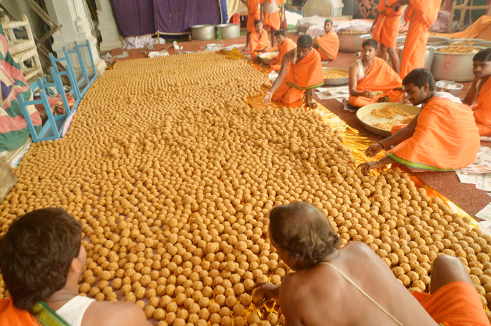 Tirupati Laddu