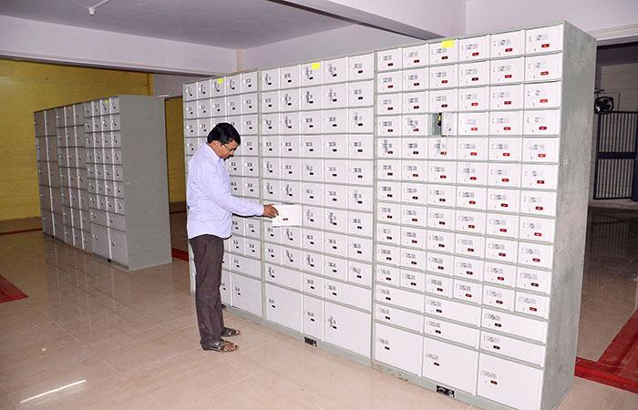 Bank Locker