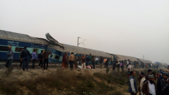 After Six Hours Of Search And Rescue, 50 Rescued And 100 Dead In Indore-Patna Express Accident