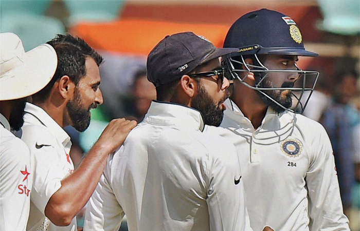 Bowlers Draw Praise From Skipper Virat Kohli After Decimating England In The Second Test