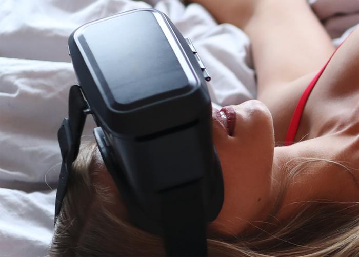 Virtual Reality Sex a Fantasy For Women