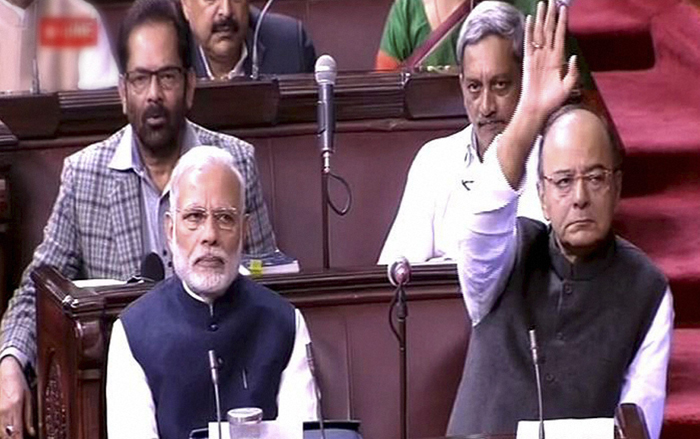 Opposition seeks apology from PM