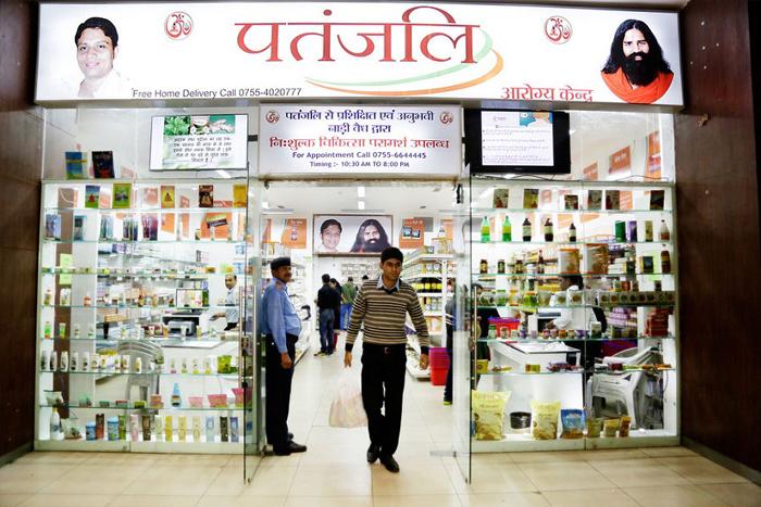 Ramdev's 2017 Target: 30 Lakh Shops, Factories Worth Rs 1 Lakh Crore