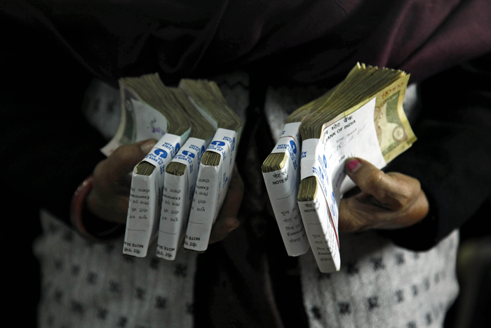 Here's How Modi's Black Money Surgical Strike Will Hit Naxalite Terrorists Hard