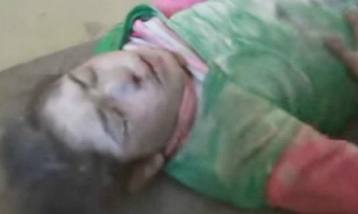 Aleppo airstrike