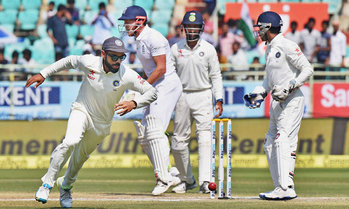 Team India Equals Second Longest Unbeaten Streak In Tests At Home, Has Not Lost Since 2012
