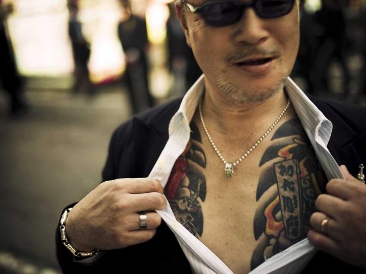 gangster yakuza