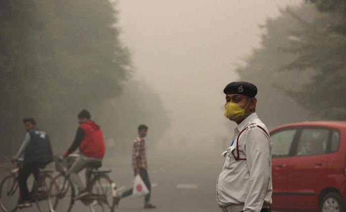gurgaon pollution