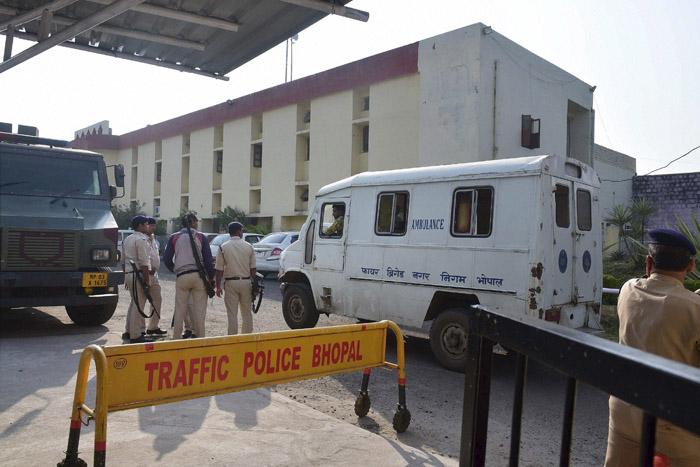 Bhopal Encounter