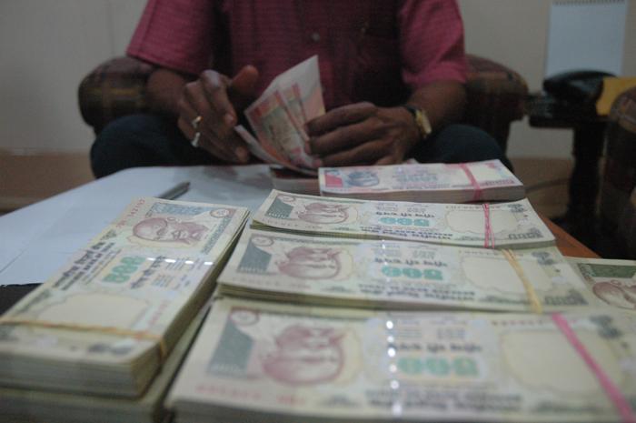Money Hoarders