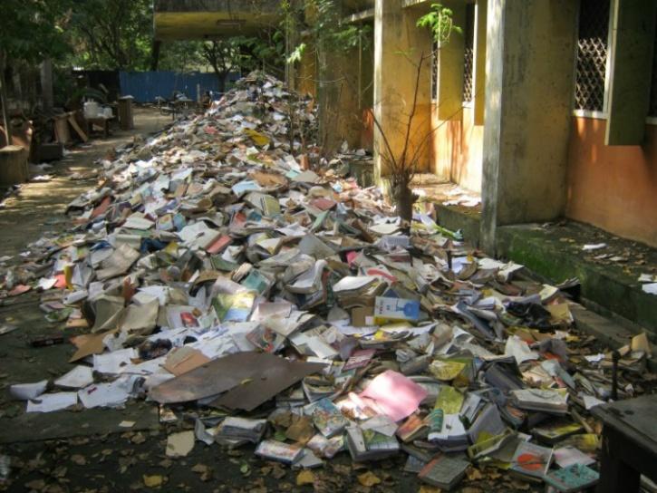 Chennai libraries