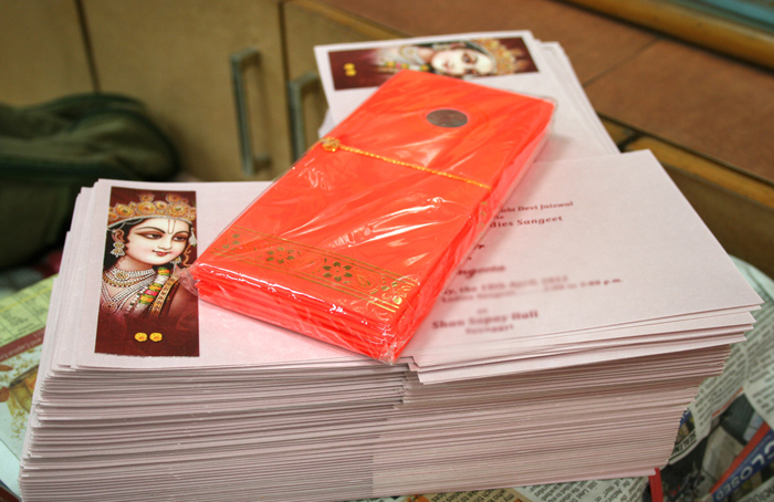 After 2.5 Lakh Permission,  Now There's A Rush For Fake Wedding Cards