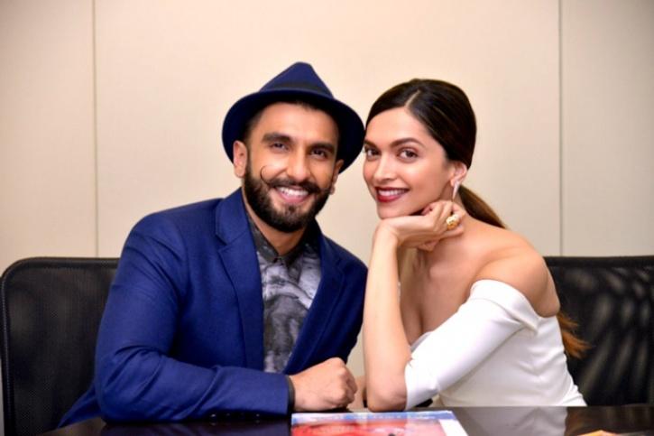 Ranveer and Deepka