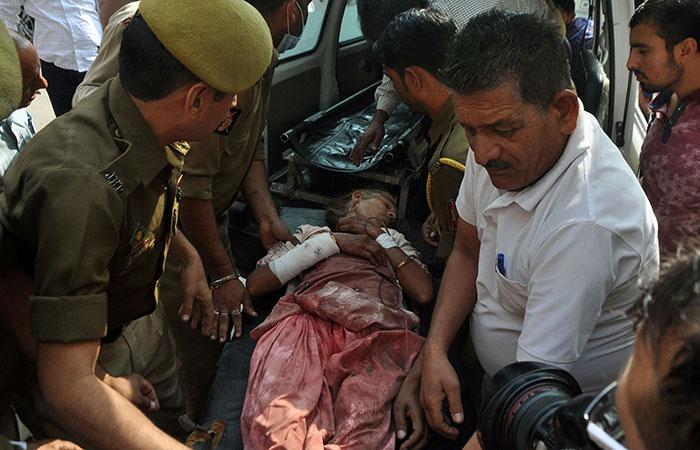 Injured in Ceasefire