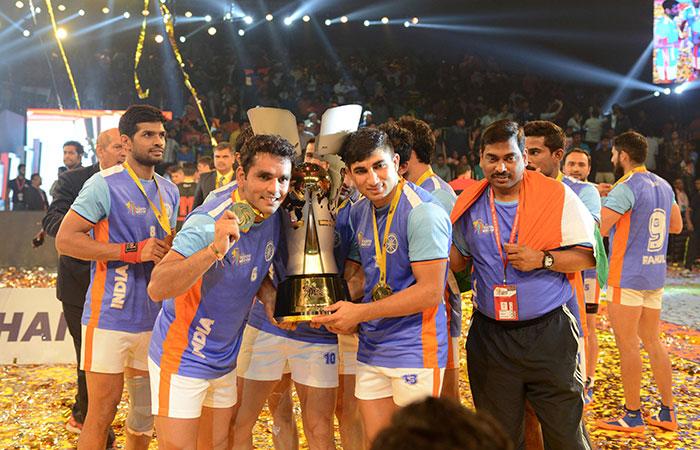 Indian Kadaddi Team