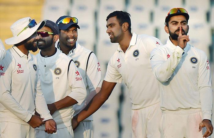 Indian Cricket Team Celebrate