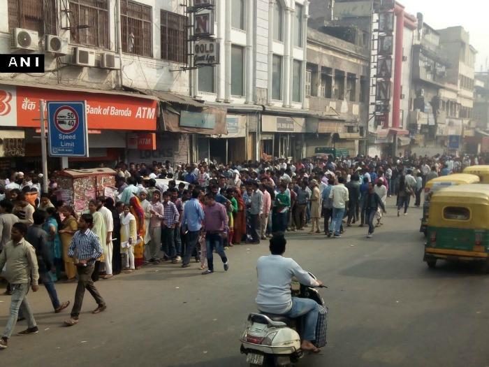 Bank queues