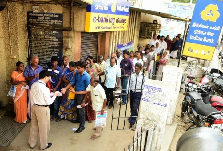 Currency queue