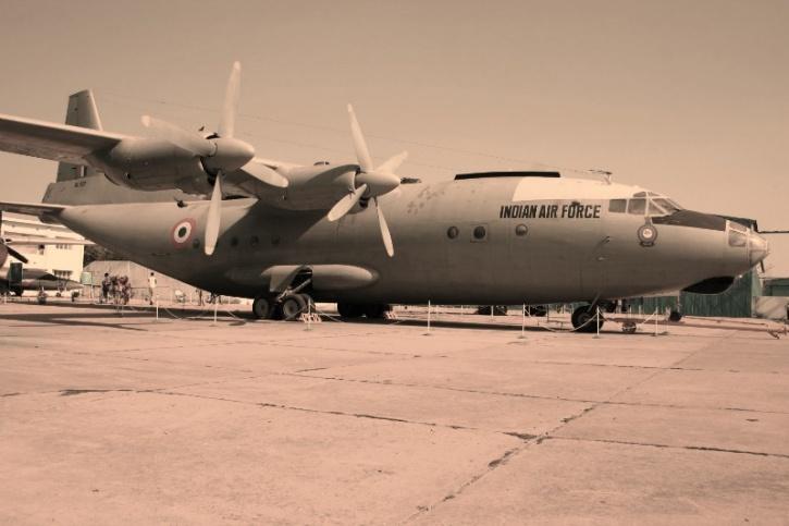 AN 12B Indian Air Force