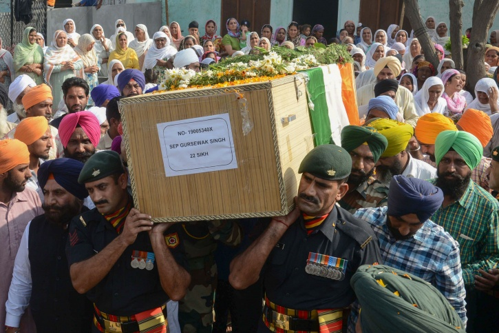 Indian soldier martyr 2