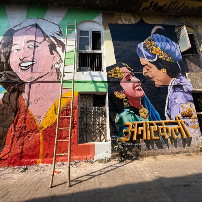 Chapel Road, Mumbai, India