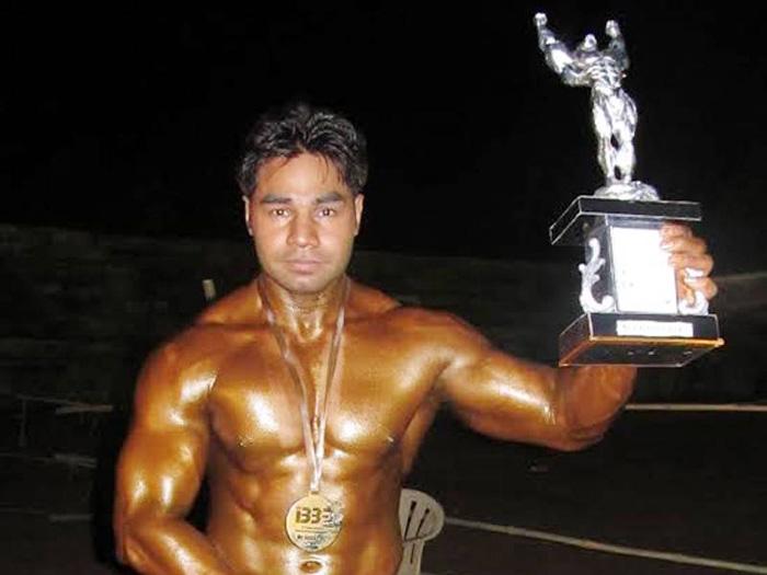 Chanderpal Singh