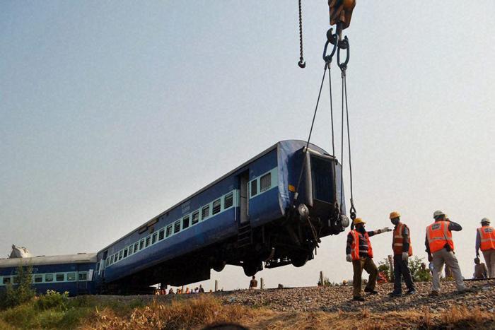 Derails Railways
