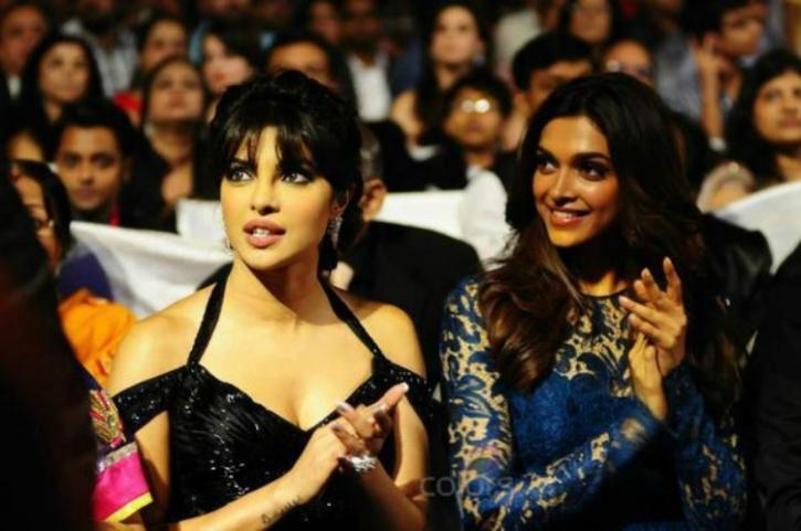 Deepika and Priyanka CHopra
