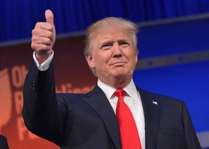 Trump is winning