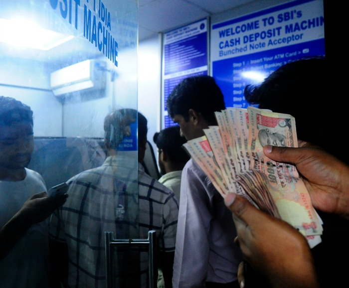 Rs 1000 Notes