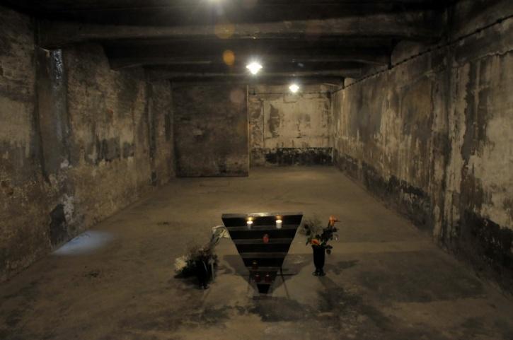 German gas chamber