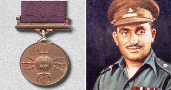 Major Somnath Sharma