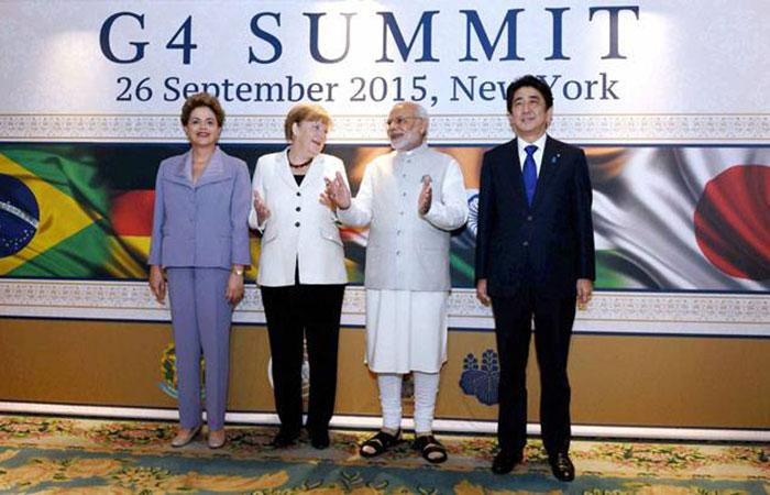 G4 Meeting