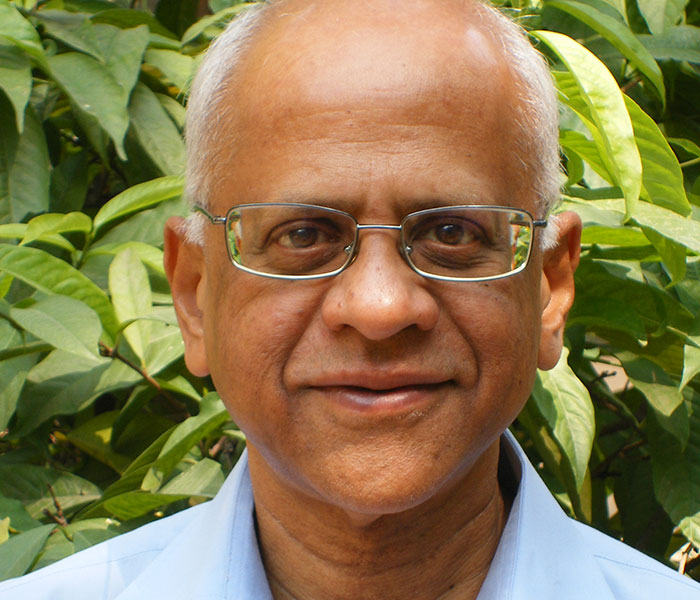 Prof Gautam R Desiraju