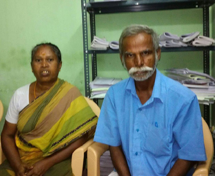 Madurai Couple