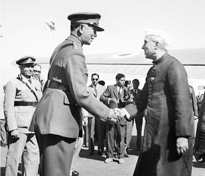 Nehru-Cariappa