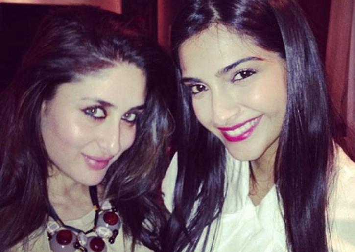 Kareena and Sonam Kapoor
