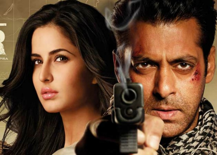Katrina and Salman Khan