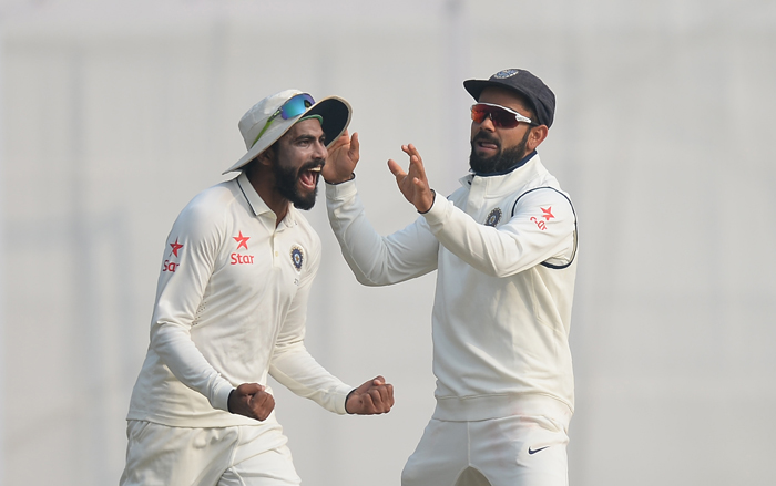 Good Day For India In ICC Test Rankings As Virat Kohli Climbs To 3rd Place Among Batsmen & Ravindra Jadeja Is 4th For All-Rounders