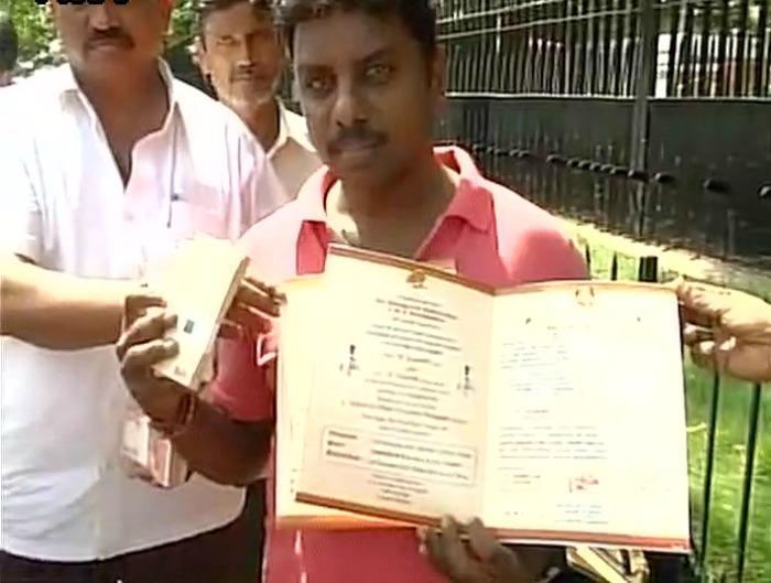 Chennai man