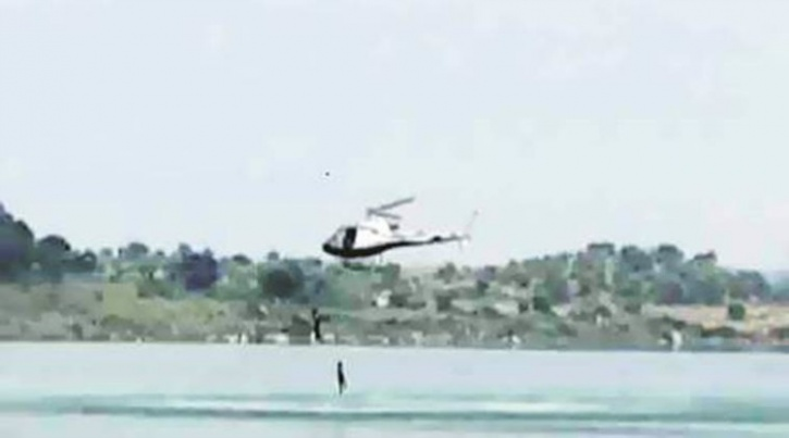 Helicopter Stunt