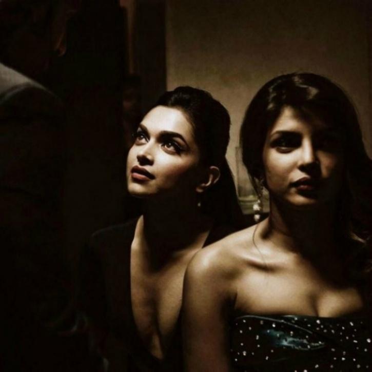 Deepika and PC