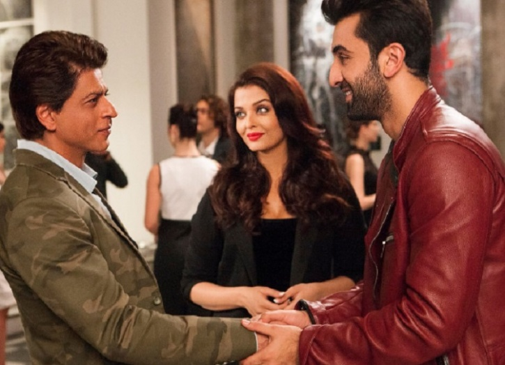 SRK and Ranbir