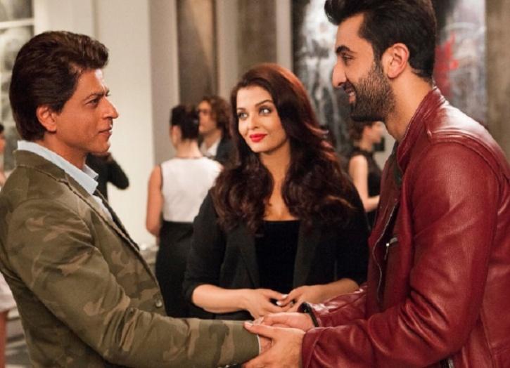 SRK and RAnbir Kapoor