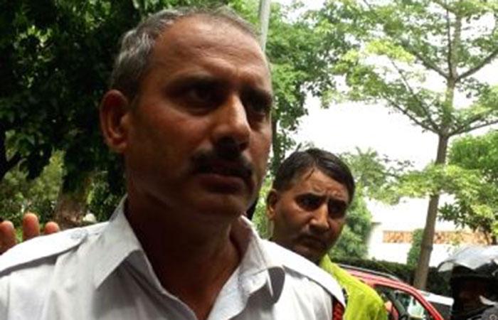 Constable Satish Chandra