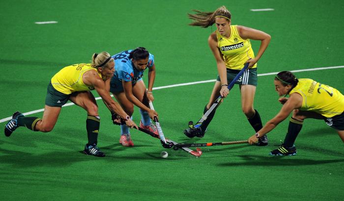 Rani Rampal vs Australia